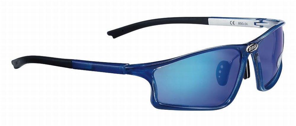Brýle BBB BSG-24 Master krystalické - stříbrno-černé