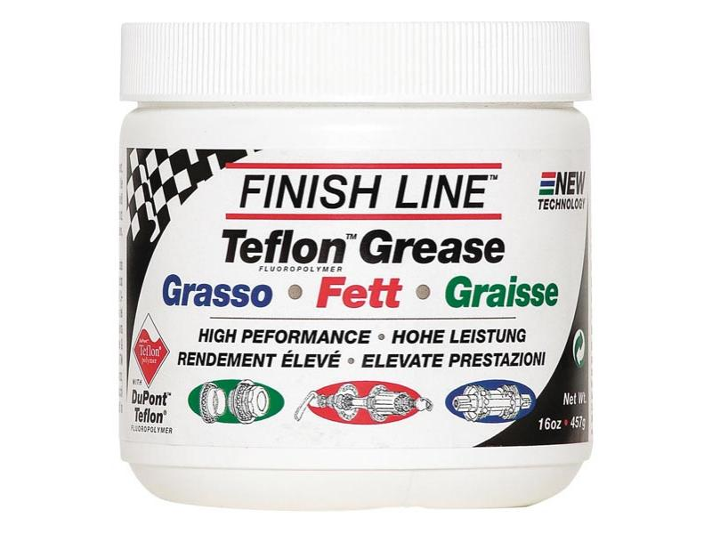 Vazelína FINISH LINE Teflon Grease dóza 450g