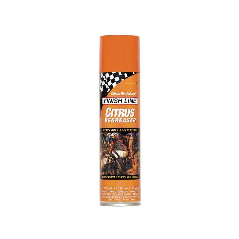 Odmašťovač FINISH LINE Citrus Degreaser - láhev 590 ml