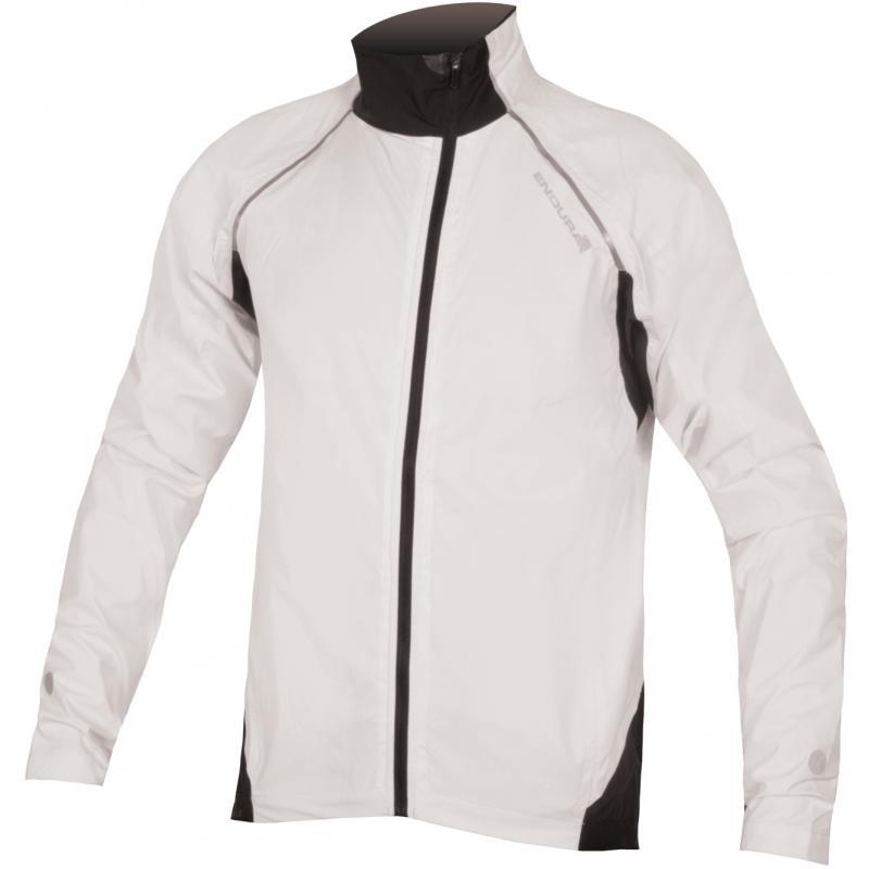 Pánská bunda Endura HELIUM JACKET - bílá - E9023W - velikost L