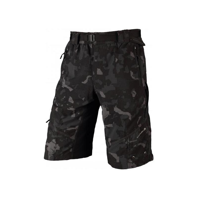 Volné Kraťasy Endura Hummvee Shorts - camo - E8025C - velikost L