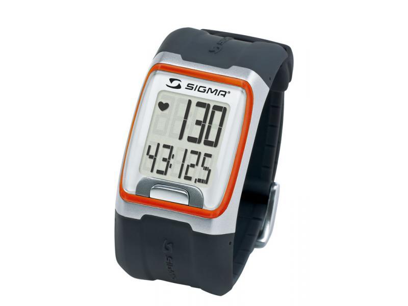 Pulsmetr SIGMA PC 3.11 oranžový 2012
