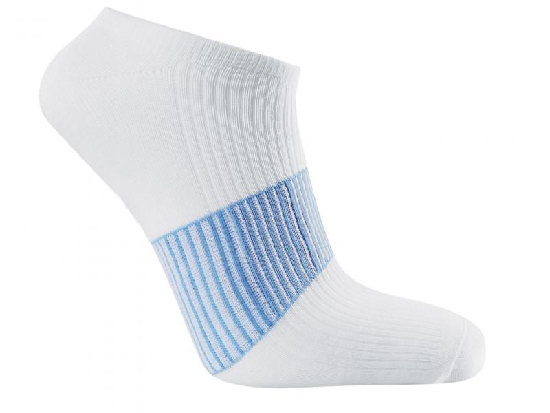 Ponožky na kolo CRAFT PRO COOL BIKE 197701-2900 bílé - velikost 34-36