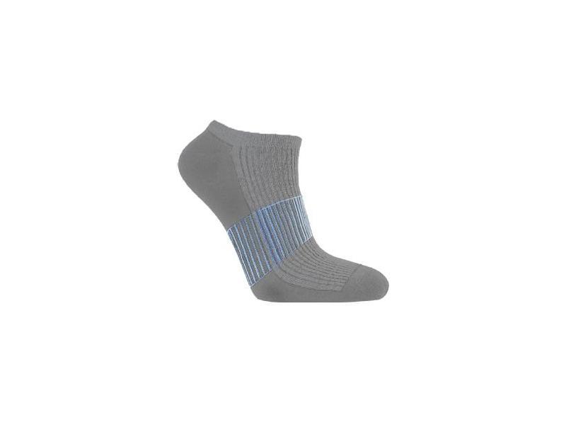 Ponožky na kolo CRAFT PRO COOL BIKE 197701-2952 - šedé - velikost 34-36