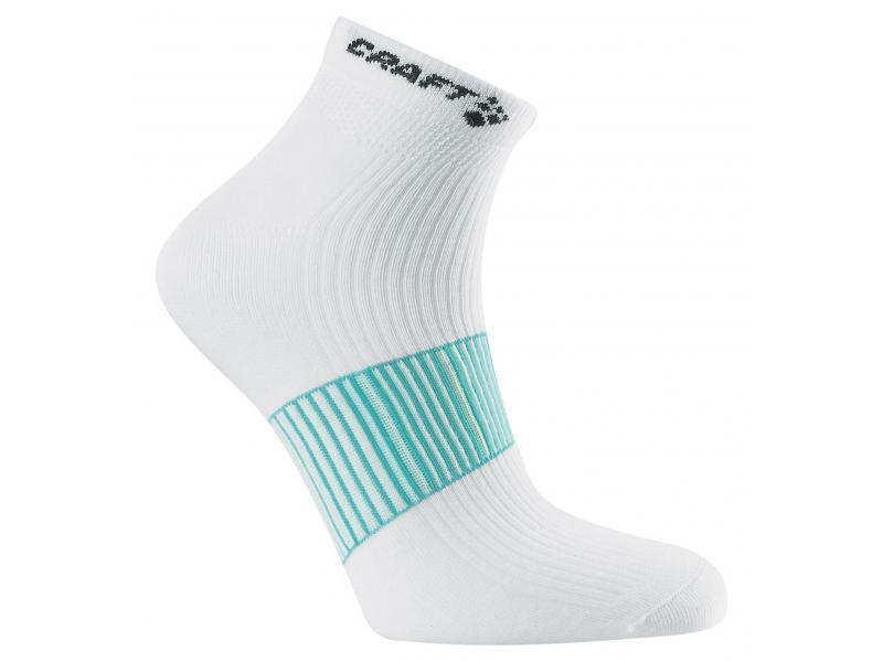Ponožky na kolo CRAFT BE ACTIVE BIKE 197702-2900 bílé - velikost 34-36