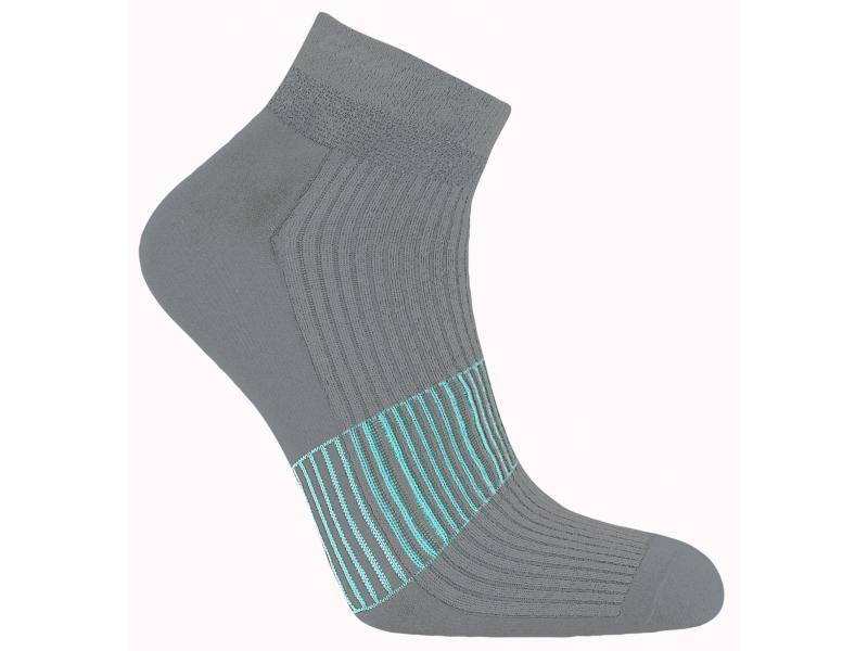 Ponožky na kolo CRAFT BE ACTIVE BIKE 197702-2952 šedé - velikost 34-36