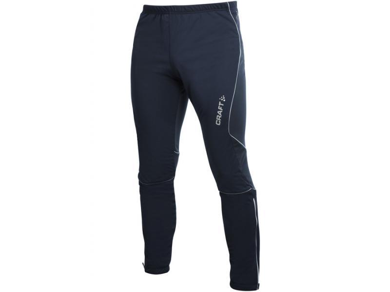 Pánské kalhoty na běžky Craft XC PERFORMANCE STORM 193352-2395 - velikost M