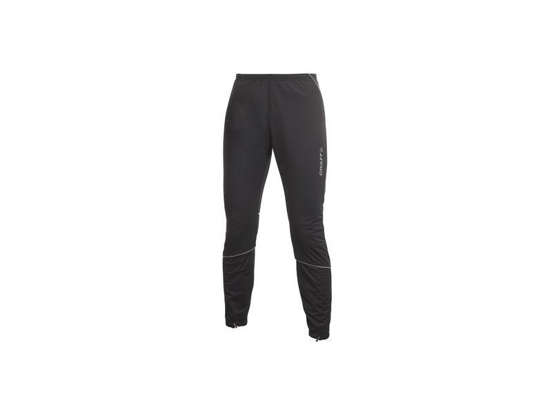 Dámské kalhoty na běžky Craft PERFORMANCE XC STORM 193363-1999 černé - velikost L