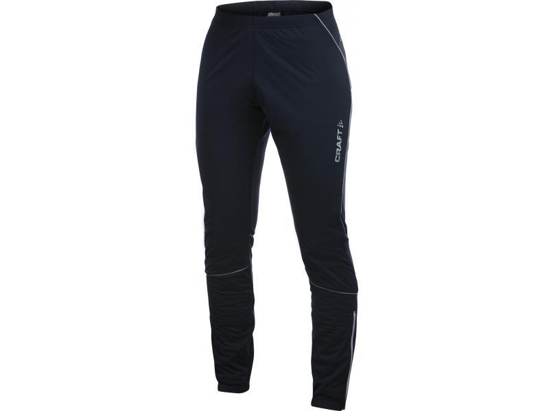 Dámské kalhoty na běžky Craft PERFORMANCE XC STORM 193363-2395 tmavě modré - velikost L