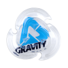 Grip Gravity Sublime - black/blue