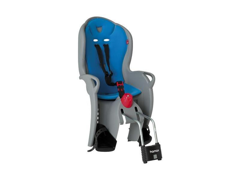 Dětská sedačka HAMAX Sleepy šedo-modrá