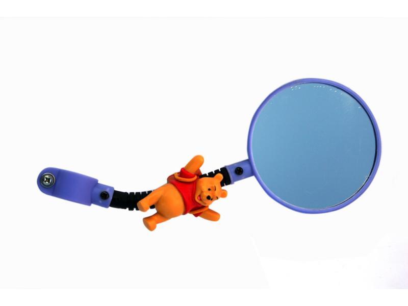 Zpětné zrcátko pro dětské kolo Winnie the Pooh - Medvídek Pú