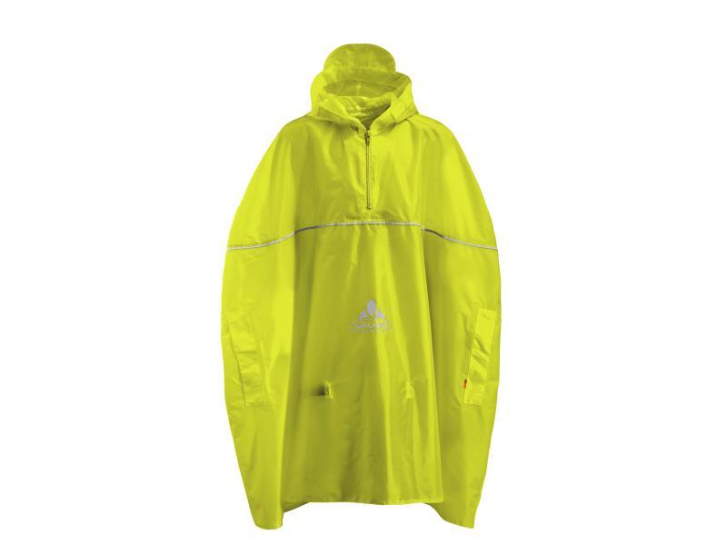 Pláštěnka Vaude Kids Grody Poncho 03937 439 žlutá - velikost S