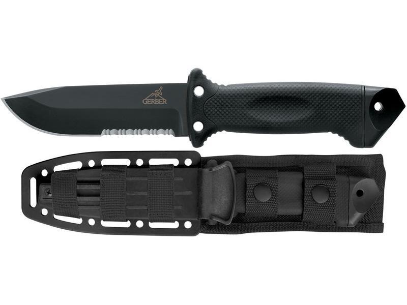 Nůž Gerber LMF II Infantry, 10´´, černý