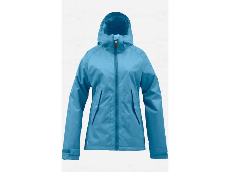 Dámská bunda na snowboard BURTON LOGAN JACKET 276444-408 - Blue Ray - Velikost L