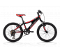 D�tsk� kolo GHOST 2013 Powerkid 20 Boy black/white/red