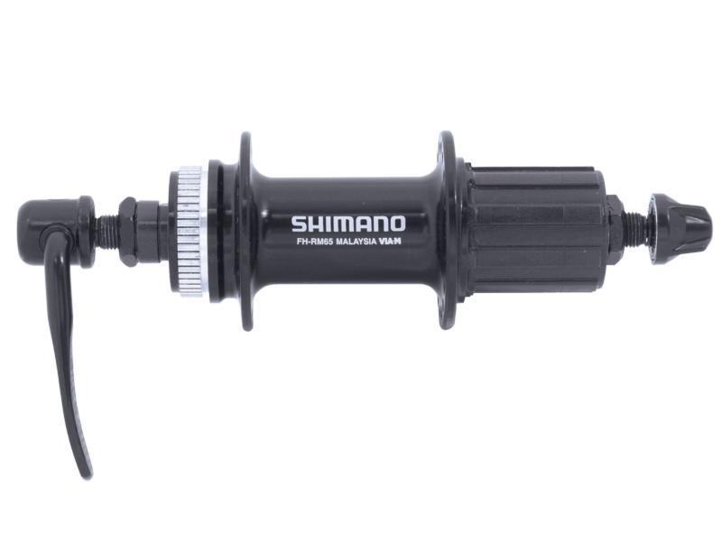 Náboj SHIMANO FH-RM66 - zadní 36d. CENTER LOCK