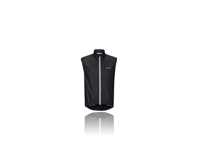 Pánská vesta VAUDE Air Vest II Ms Race - černá 04606 010 - Velikost L
