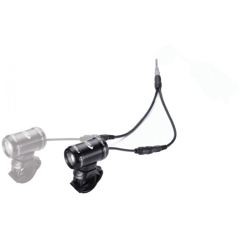 Přední světlo BBB BLS-66 HighPower 2.0 + kabel