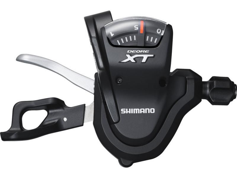 Řadící páčka SHIMANO XT SL-T780 - levá 3s