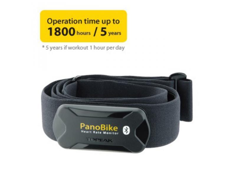 Měřič tepové frekvence Topeak PanoBike TPB-HRM01