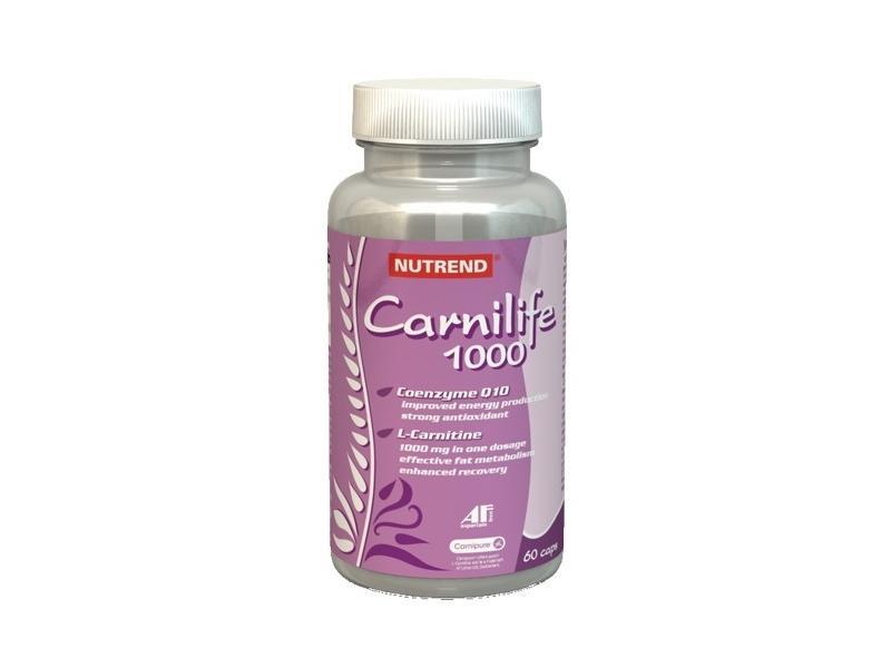 Tablety Nutrend CARNILIFE 1000 - 60 tablet