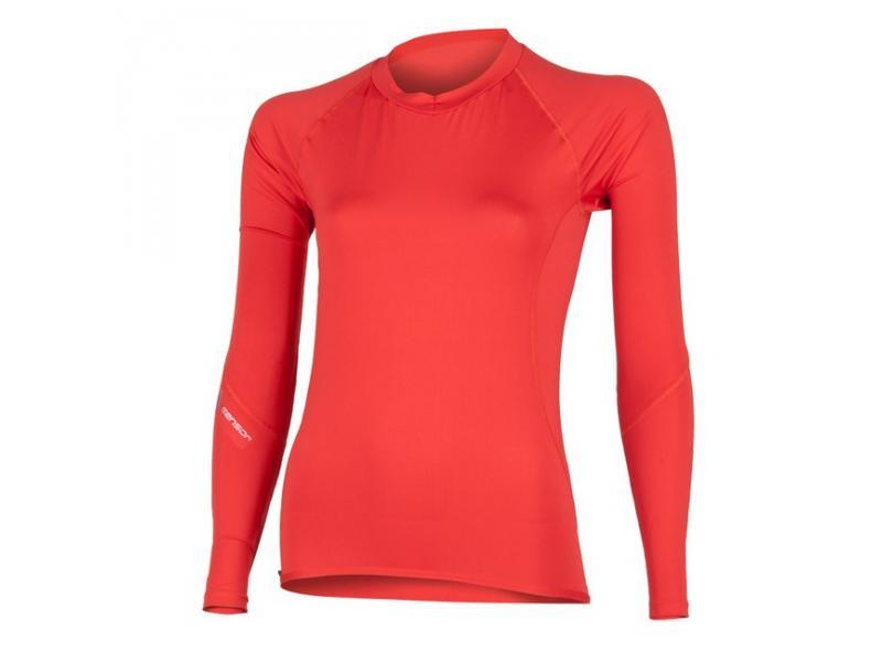 Dámské termoprádlo SENSOR Coolmax Fresh červené - velikost L