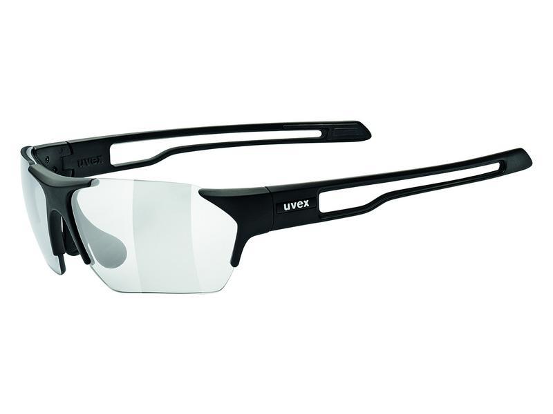 Brýle UVEX SPORTSTYLE 202 SMALL VARIO BLACK MAT/SMOKE (2201)