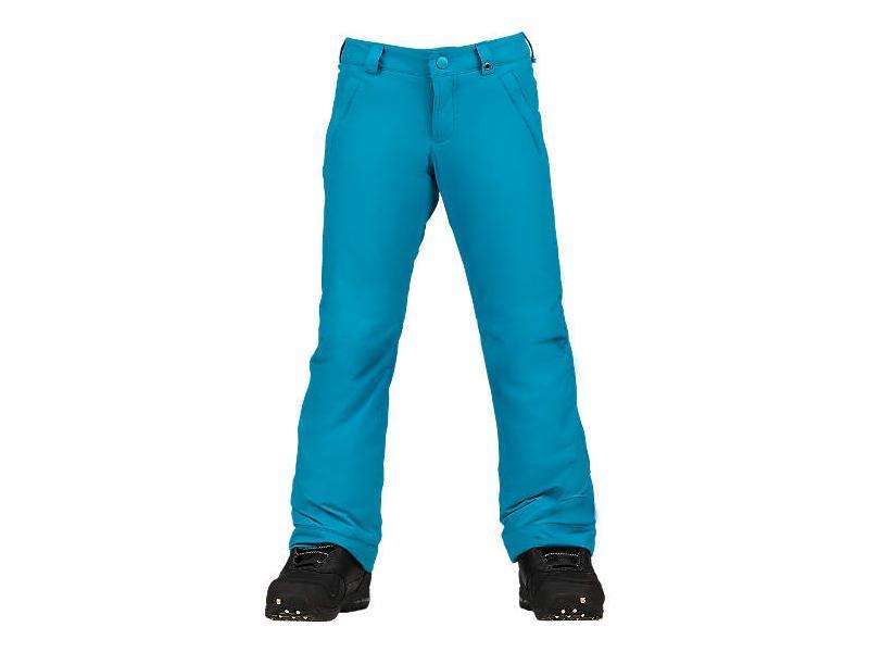 Dívčí snowboardové kalhoty BURTON Girls Sweetart Snowboard Pant - BOHEMIAN 11584100441 - Velikost XS 5-6