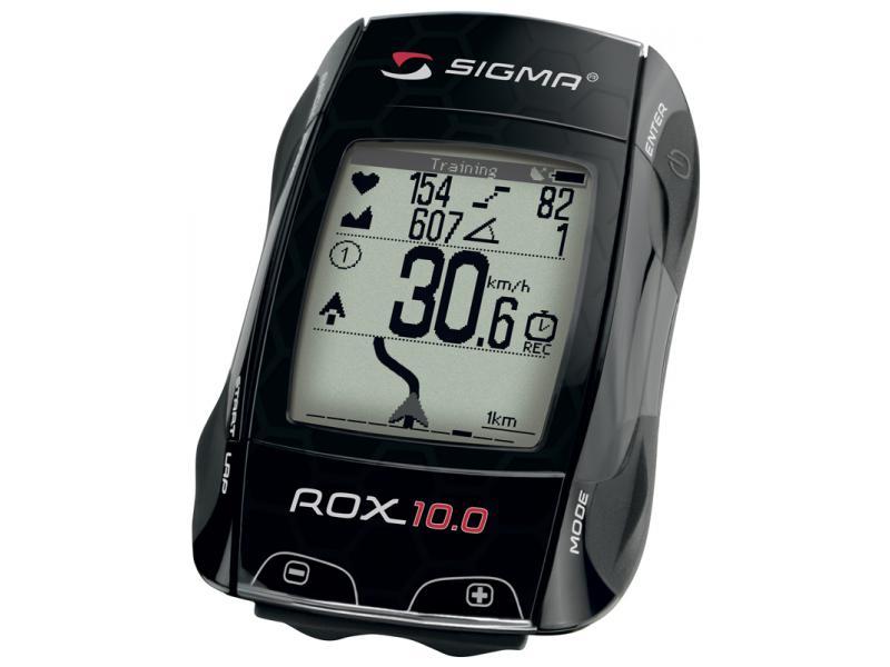 Sigma ROX 10.0 SET černá
