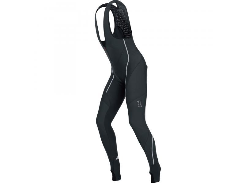 Pánské cyklistické kalhoty GORE POWER 2.0 Thermo Bibtights - velikost M