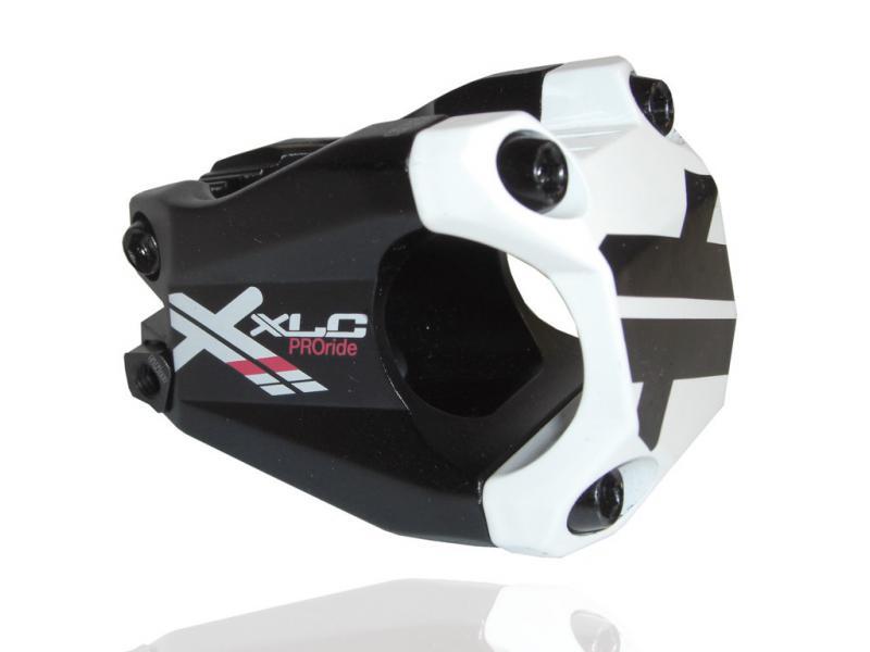 Představec XLC Pro Ride ST-F02 - černá 40/31,8mm