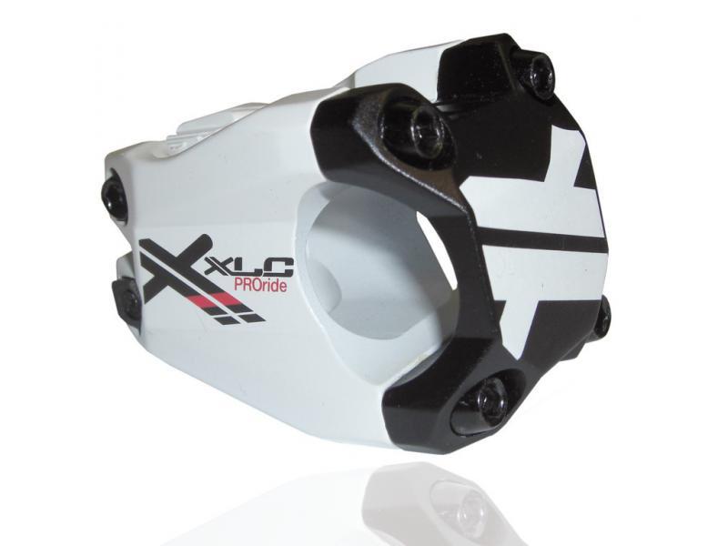 Představec XLC Pro Ride ST-F02 - bílá 40/31,8mm