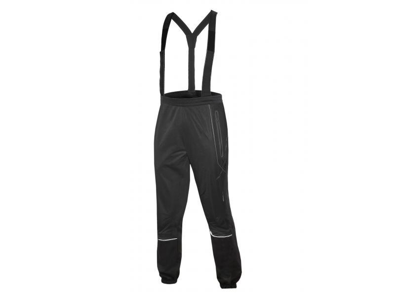 Pánské kalhoty na běžky CRAFT PERFORMANCE XC High Function Full Zip 1902368-9999 - Velikost L