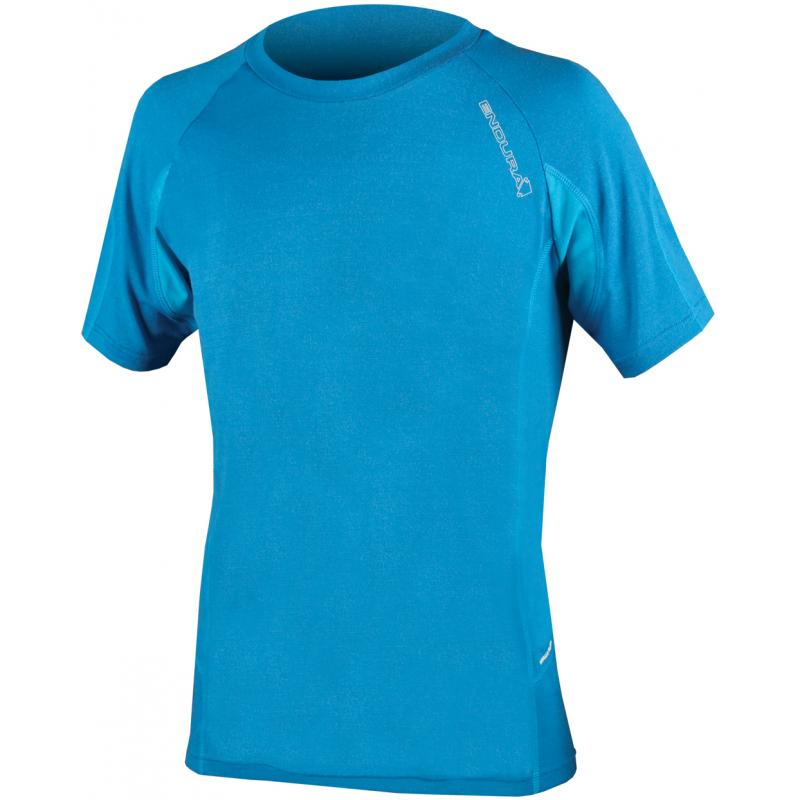 Triko Endura Singletrack Lite Wicking - Ultramarine - E3077UM - Velikost XL