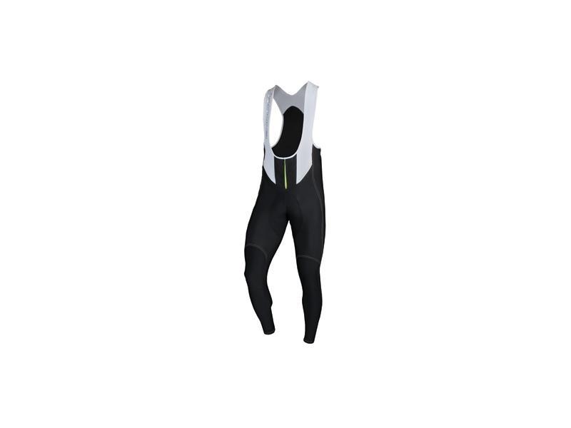 Elastické kalhoty se šlemi Endura Thermo Windshield - Black - EQ4011BK - Velikost XL