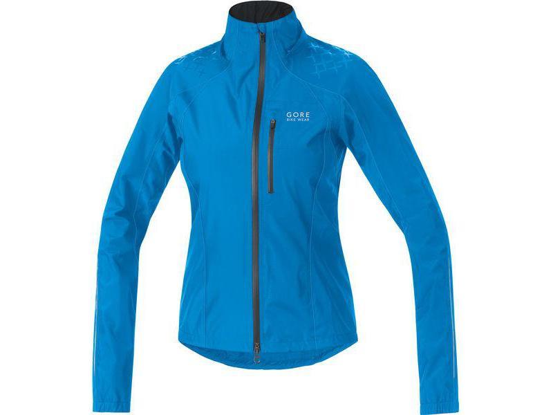 Dámská bunda GORE Alp-X 2.0 GT AS Lady Jacket Waterfall Blue / Ice Blue - velikost 38 (M)