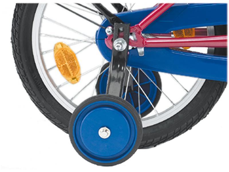 Balanční kolečka Balou 16 - modrá