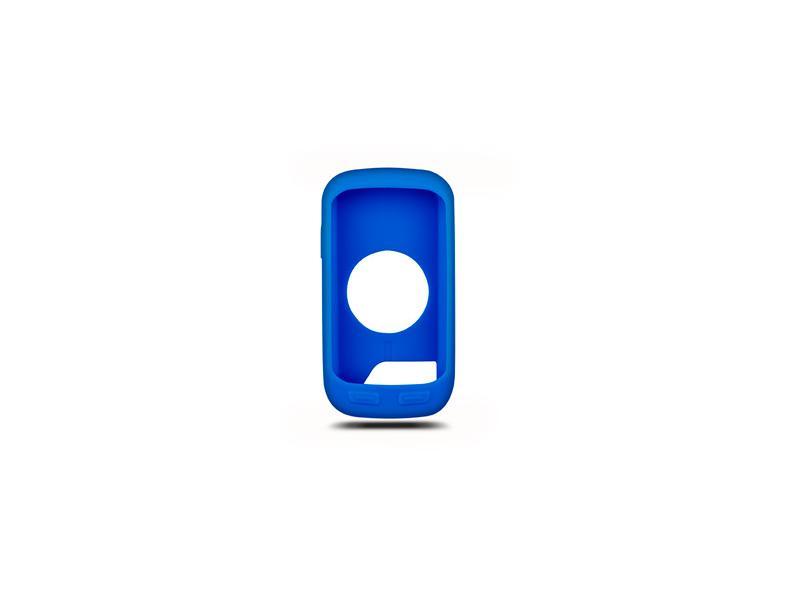 Pouzdro Garmin pro Edge 1000, modré silikonové
