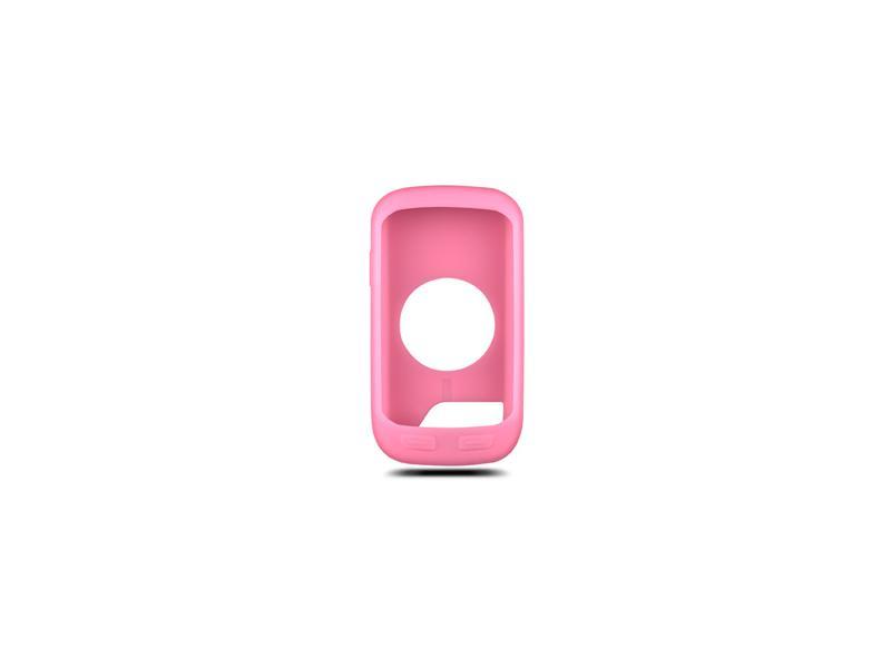 Pouzdro Garmin pro Edge 1000, růžové silikonové