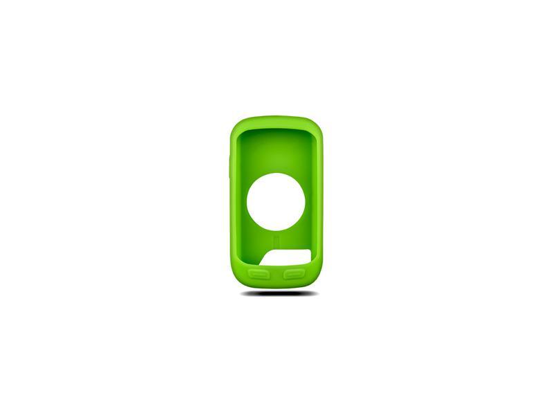 Pouzdro Garmin pro Edge 1000, zelené silikonové