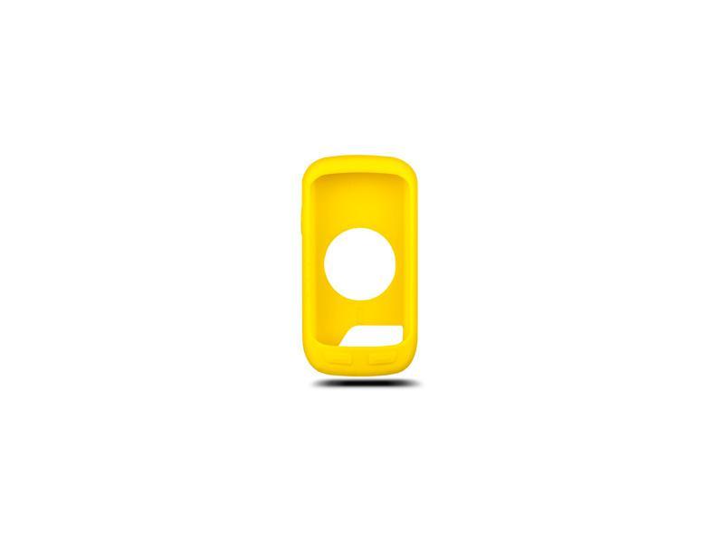 Pouzdro Garmin pro Edge 1000, žluté silikonové