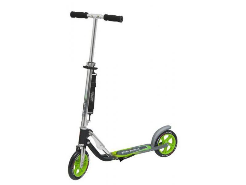 HUDORA Big Wheel GS 205 zeleno-stříbrná