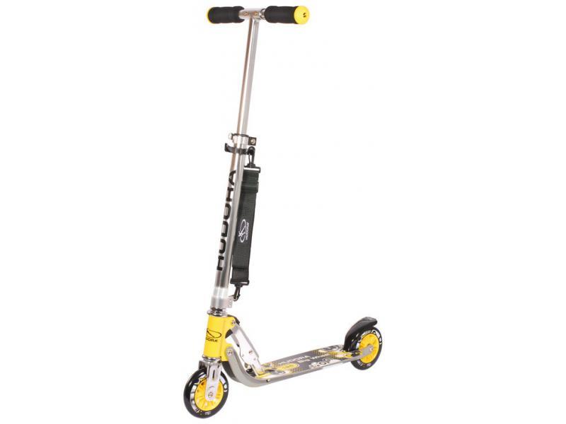 HUDORA Big Wheel 125 žlutá