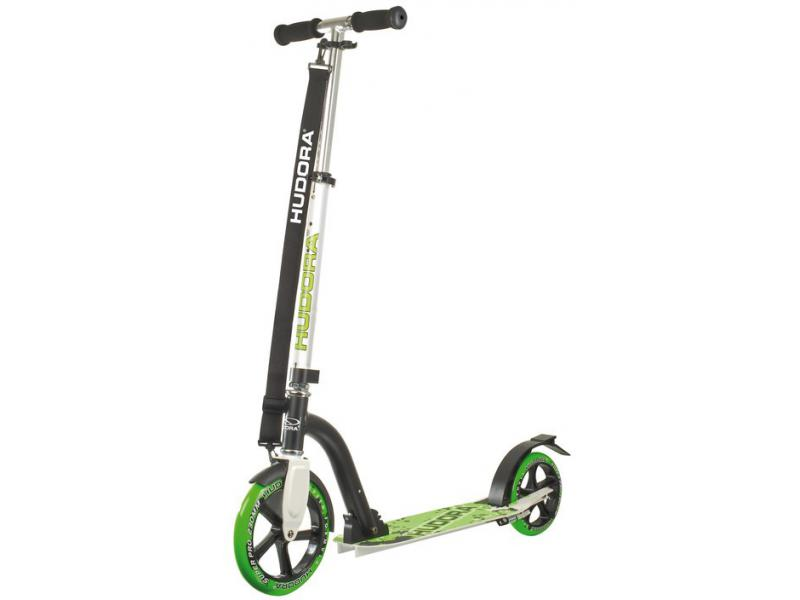 Hudora Big Wheel Bold 230 zeleno-černá