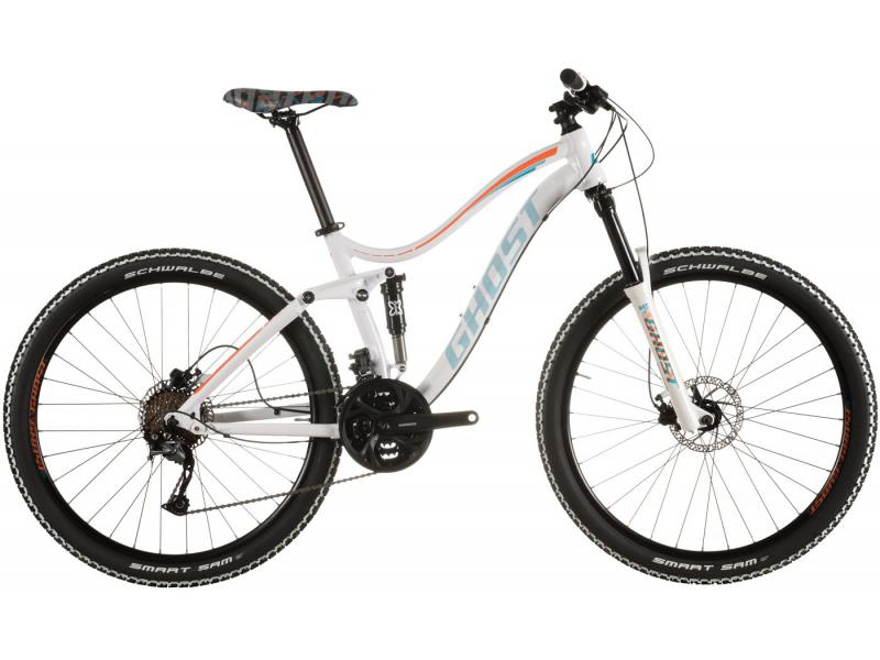 GHOST Lanao FS 2 2015 (27,5) - velikost 52cm (XL - 20,5)