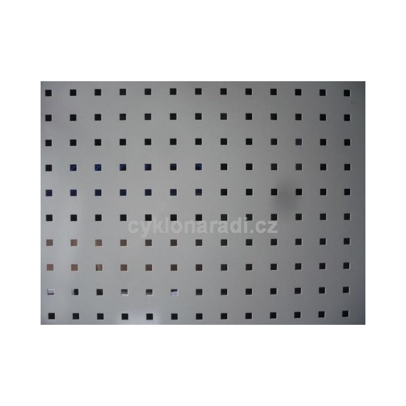 Perforovaný panel NPP-0880 na zeď 800x800mm