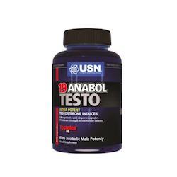 usn anabolic testo stack sachets 21