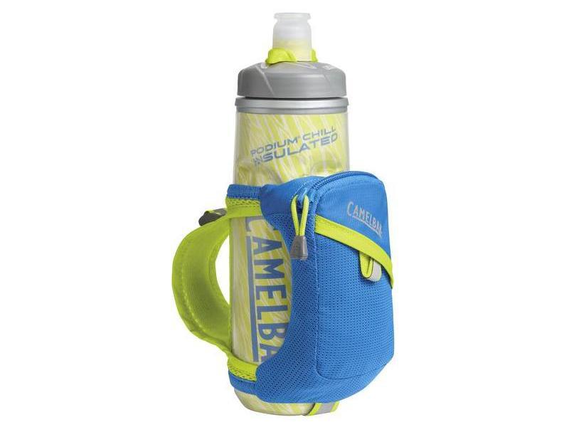 Držák na lahev CAMELBAK Quick grip 21 oz. Chill Bottle - electric blue