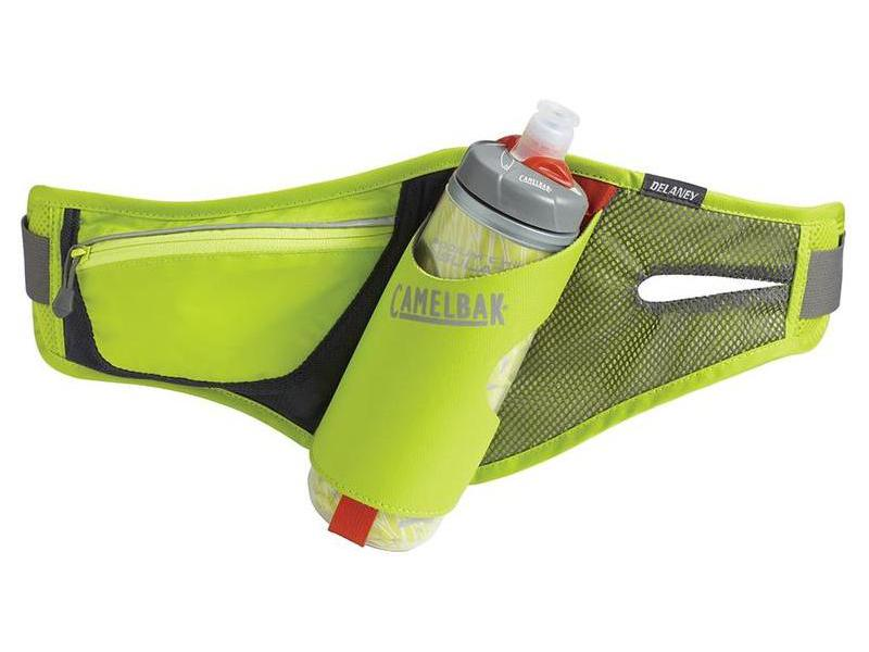 Ledvinka CAMELBAK Delaney 0,6l Podium bottle Lime Punch / Silver